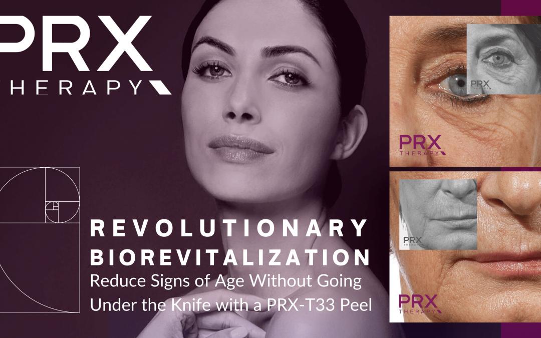 PRX-T33 on vallankumouksellinen biorevitalisaatio hoito – ilman neuloja!